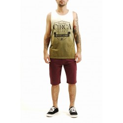 DYED BANNER TANK MILITARY