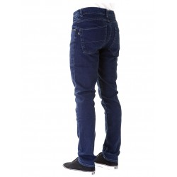 SLIM DENIM INDIGO STONE